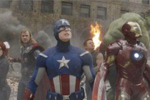 """""""Avengers: Infinity War Parte 1"""" 4 de mayo de 2018. Mientras que """"Avengers: Infinity War Parte 2"""" 3 de mayo de 2019 Foto:Marvel. Imagen Por:"""