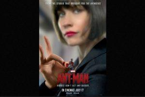 """""""Ant-Man and The Wasp"""" julio de 2018. Foto:Marvel. Imagen Por:"""