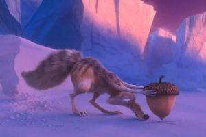 ¿El motivo? La ardilla necesita invernar aunque rara vez lo logra. Foto:20th Century Fox. Imagen Por: