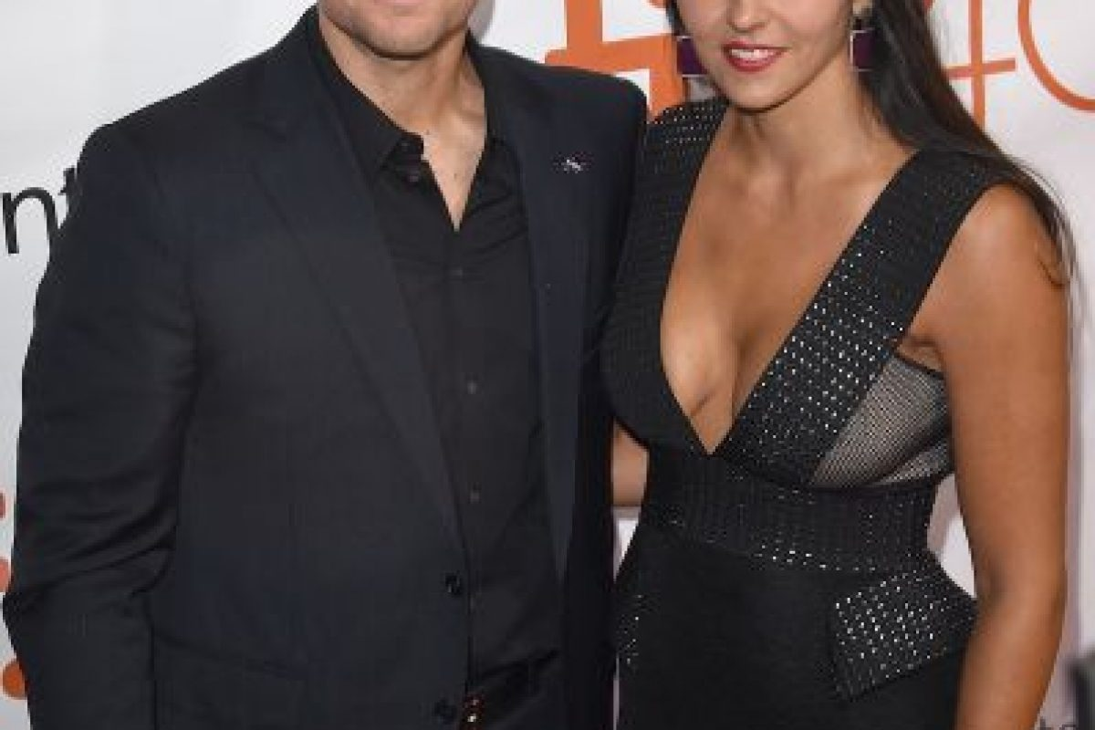 Finalmente, la pareja se casó en 2005. Foto:Getty Images. Imagen Por: