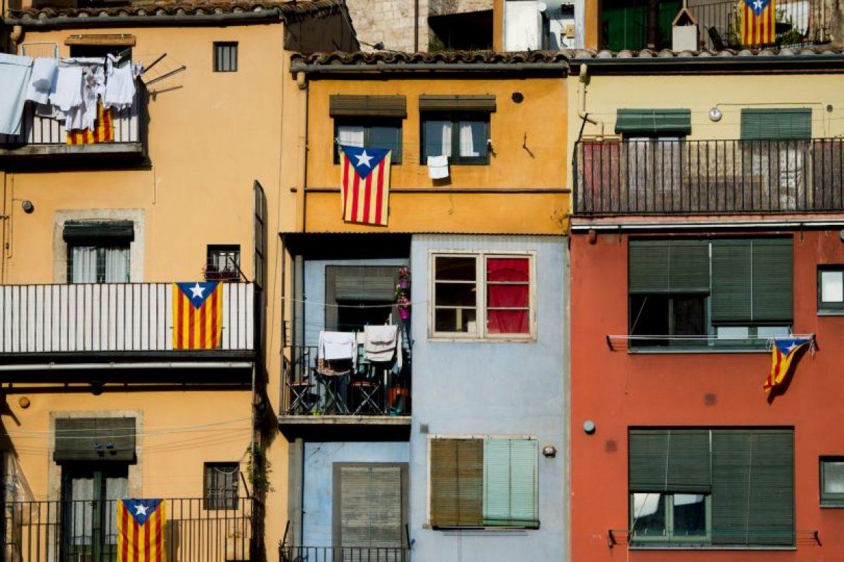 """""""Los catalanes tienen permiso de trabajar en Europa por ser parte de la Unión Europea"""", nos explica Murguía Foto:Getty Images. Imagen Por:"""