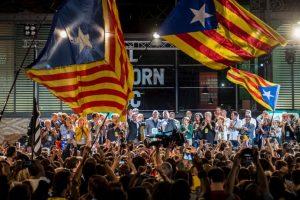 Uno de los principales precios que Cataluña tendrá que pagar será su permanencia en la Unión Europea Foto:Getty Images. Imagen Por: