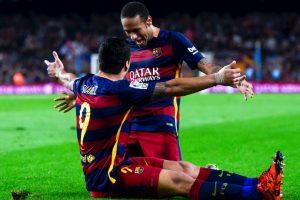Tienen al Barcelona como líder de la Liga de España Foto:Getty Images. Imagen Por: