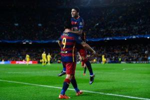 Son los máximos goleadores de la Liga Foto:Getty Images. Imagen Por: