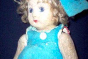 Pupa: fue una muñeca creada en la época de 1920 y basada en la apariencia de su propietaria, que afirmó que esta una vez le habló. Foto:Haunted America Tours. Imagen Por: