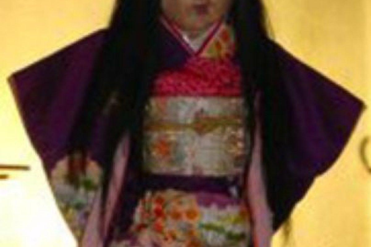 Okiku: supuestamente iba a ser quemada junto con su propietaria, pero sobrevivió. Foto:vía The Paranormal Guide. Imagen Por: