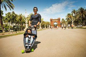 Crean artículos que ayuden a superar todos los obstáculos urbanos. Foto:Vía Quinny.com. Imagen Por: