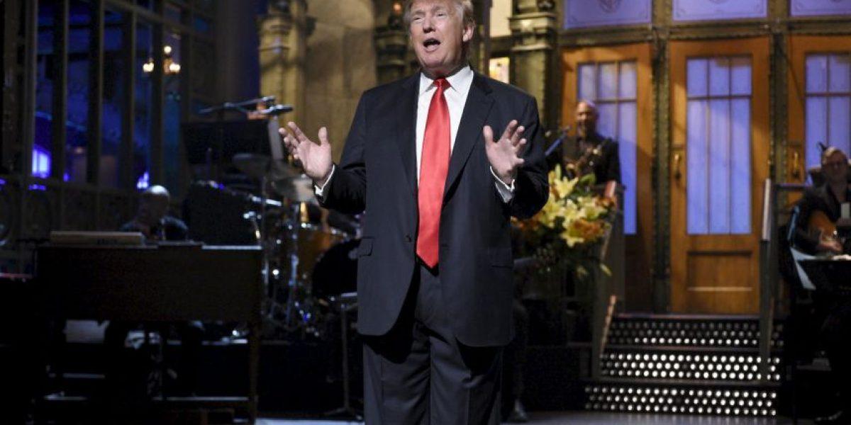Donald Trump rompe rating en popular programa de Estados Unidos