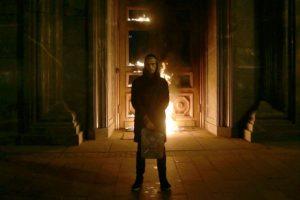 Pyotr Pavlensky es un artista ruso. Foto:AFP. Imagen Por: