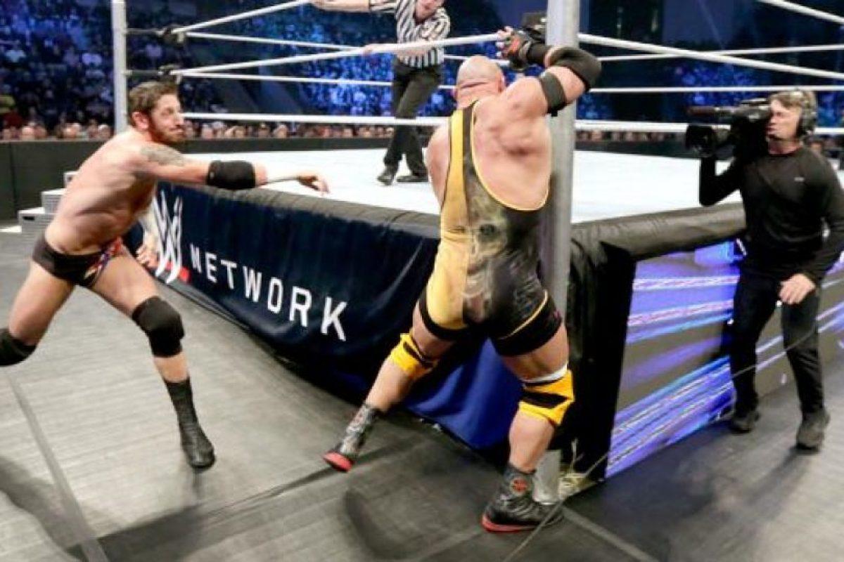 Fue el ganador de la primera temporada de NXT Foto:WWE. Imagen Por: