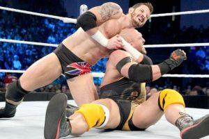 Forma parte de la WWE desde 2007 Foto:WWE. Imagen Por: