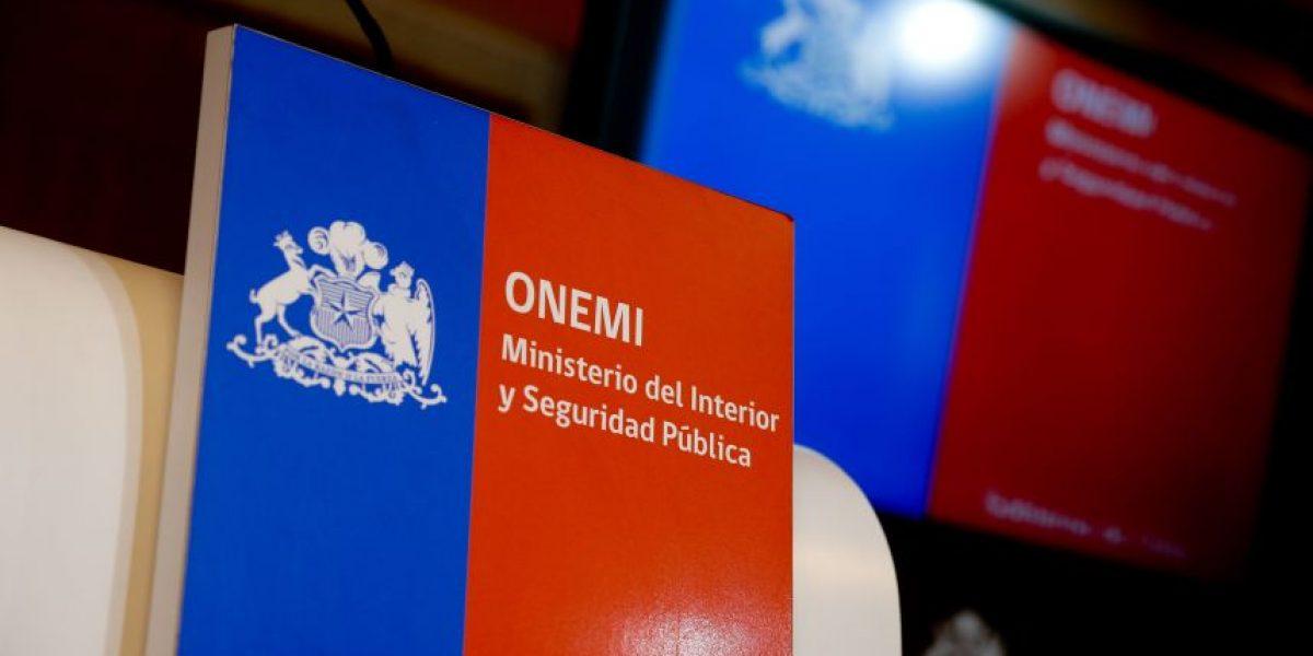 Onemi declara alerta temprana preventiva por eventual crecida del río Maule