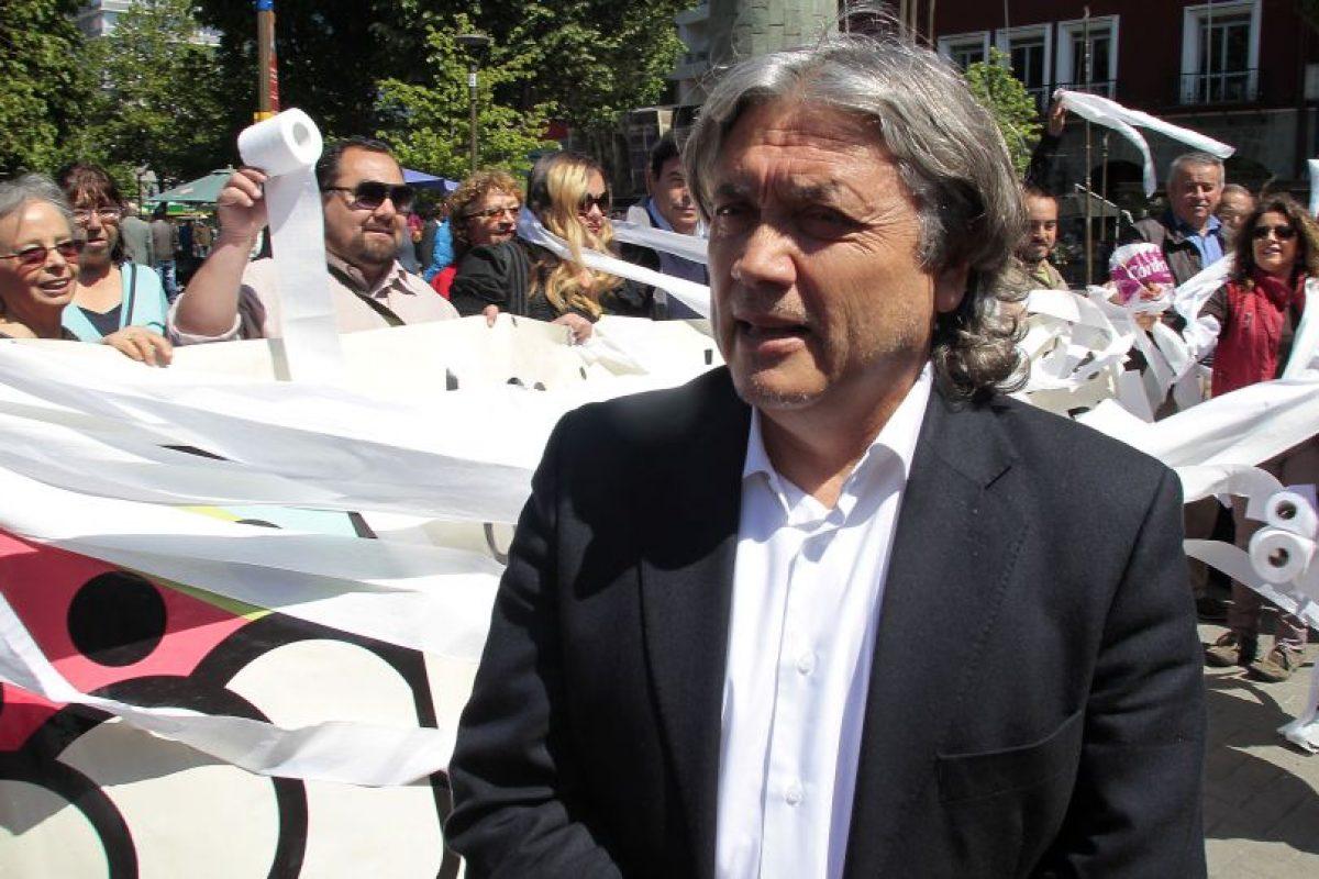 Alejandro Navarro Foto:Agencia UNO. Imagen Por: