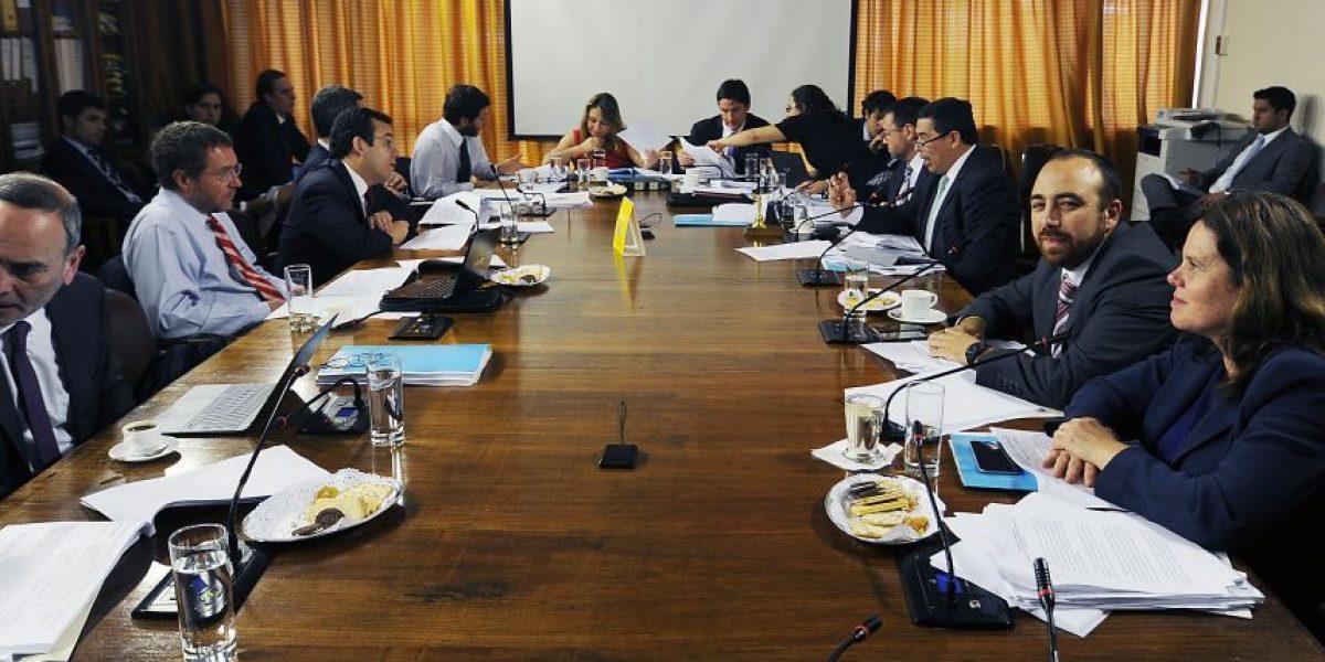 Comisión de la Cámara aprueba proyecto anticolusión con penas de cárcel