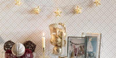 Porque sabemos que quieres que en cada rincón de tu casa se respire la magia de Navidad, tenemos algo para ti