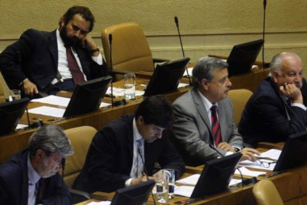 Hugo Gutiérrez Foto:Agencia UNO. Imagen Por: