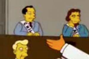 """5- """"El abuelo y el estudiante de bajas calificaciones"""" (10×20): Ahí, un tímido y callado representante es de Chile. Foto:Captura Youtube. Imagen Por:"""