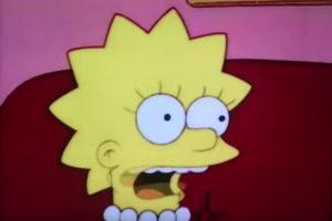 """8- """"Bart vende su alma"""" (7×4): Entonces, Lisa dice """"Pablo Neruda decía que la risa es el lenguaje del alma"""" y Bart asegura que """"conozco la obra de Pablo Neruda"""". Foto:Captura Youtube. Imagen Por:"""