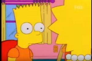 """1- """"Bart contra Australia"""" (6×16): Su hermano, incrédulo, comienza una investigación que incluye llamar a los países de la parte baja del mundo Foto:Captura Youtube. Imagen Por:"""