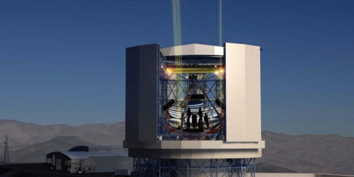 ¡Es chileno! Así será el telescopio más grande del mundo