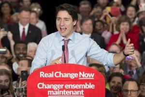 Es hijo del exprimer ministro Pierre Tudreau Foto:AP. Imagen Por: