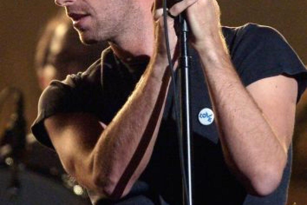 El vocalista de Coldplay se ha presentado en escenarios desde los 12 años. Foto:Getty Images. Imagen Por: