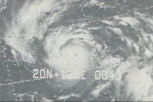 Tifón Nina de 1975. El tifón más devastador de la historia de China. Murieron 200 mil personas Foto:Wikimedia Commons. Imagen Por: