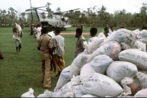 1991, Ciclón de Bangladesh. Otra tragedia en la India se debió a un ciclón categoría 5. Mató a 138 mil personas. Foto:Wikimedia Commons. Imagen Por:
