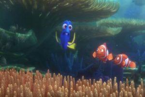 """""""Dory"""" es uno de los personajes más cómicos de esta historia. Foto:Disney. Imagen Por:"""
