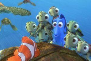 """En la secuela """"Buscando a Dory"""" este pez saldrá en busca de su familia.. Imagen Por:"""
