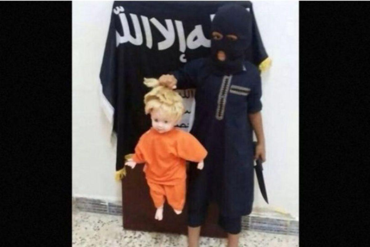 """dit: component """"Reclutar o alistar a los menores de 15 años es un crimen de guerra"""", de acuerdo a un informe de la Organización de las Naciones Unidas (ONU), publicado en agosto pasado. Foto:Twitter.com – Archivo. Imagen Por:"""
