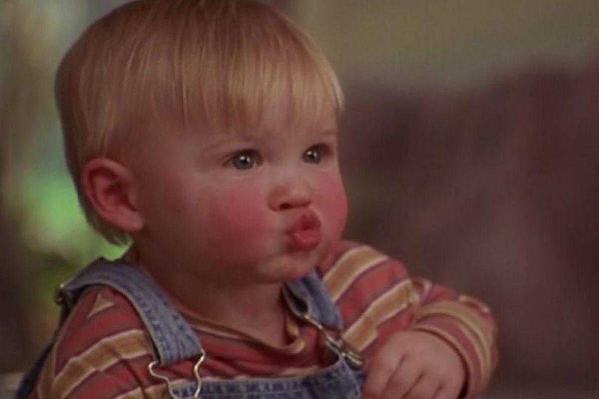 """2- El bebé de """"Baby's Day Out"""". Foto:vía YouTube.com. Imagen Por:"""