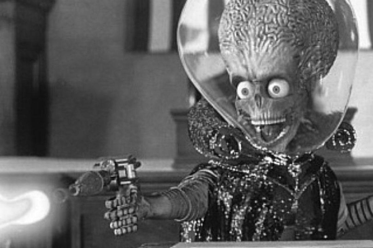 """12- El villano de """"Mars Attacks!"""". Foto:IMDB. Imagen Por:"""