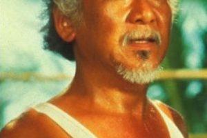 """15- """"El Señor Miyagi"""" de """"Karate Kid"""". Foto:IMDB. Imagen Por:"""
