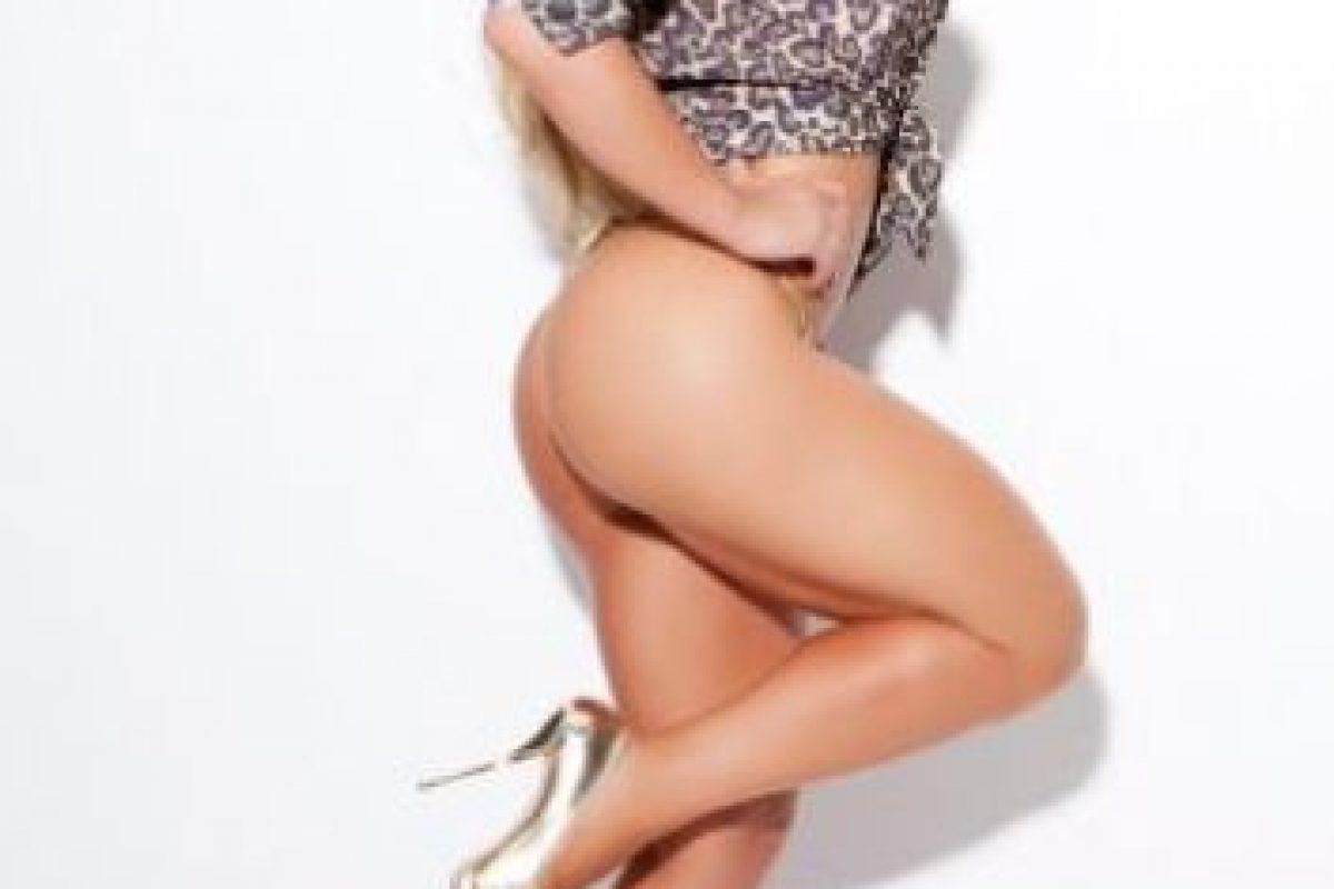 Fue la segunda ganadora del Miss Bum Bum. Foto:Vía instagram.com/kakafelizardo. Imagen Por:
