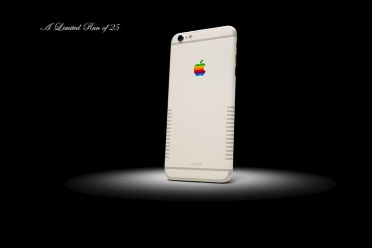 Así se ve la carcasa. Foto:vía colorware.com. Imagen Por:
