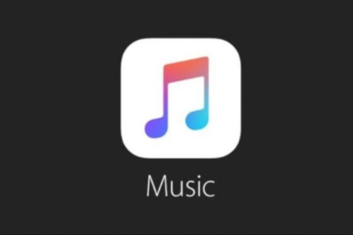 Apple Music quiere convertirse en el rey de la música en streaming. Foto:Apple. Imagen Por: