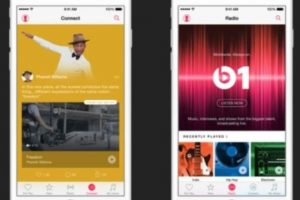 Apple Music ya está disponible para dispositivos móviles de Apple con iOS 8.4 o iTunes 12.2. Foto: Apple. Imagen Por: