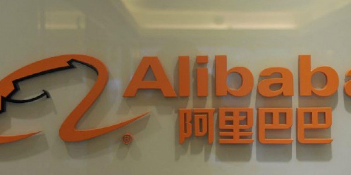 Alibaba logra 4.000 millones de dólares en primera hora del