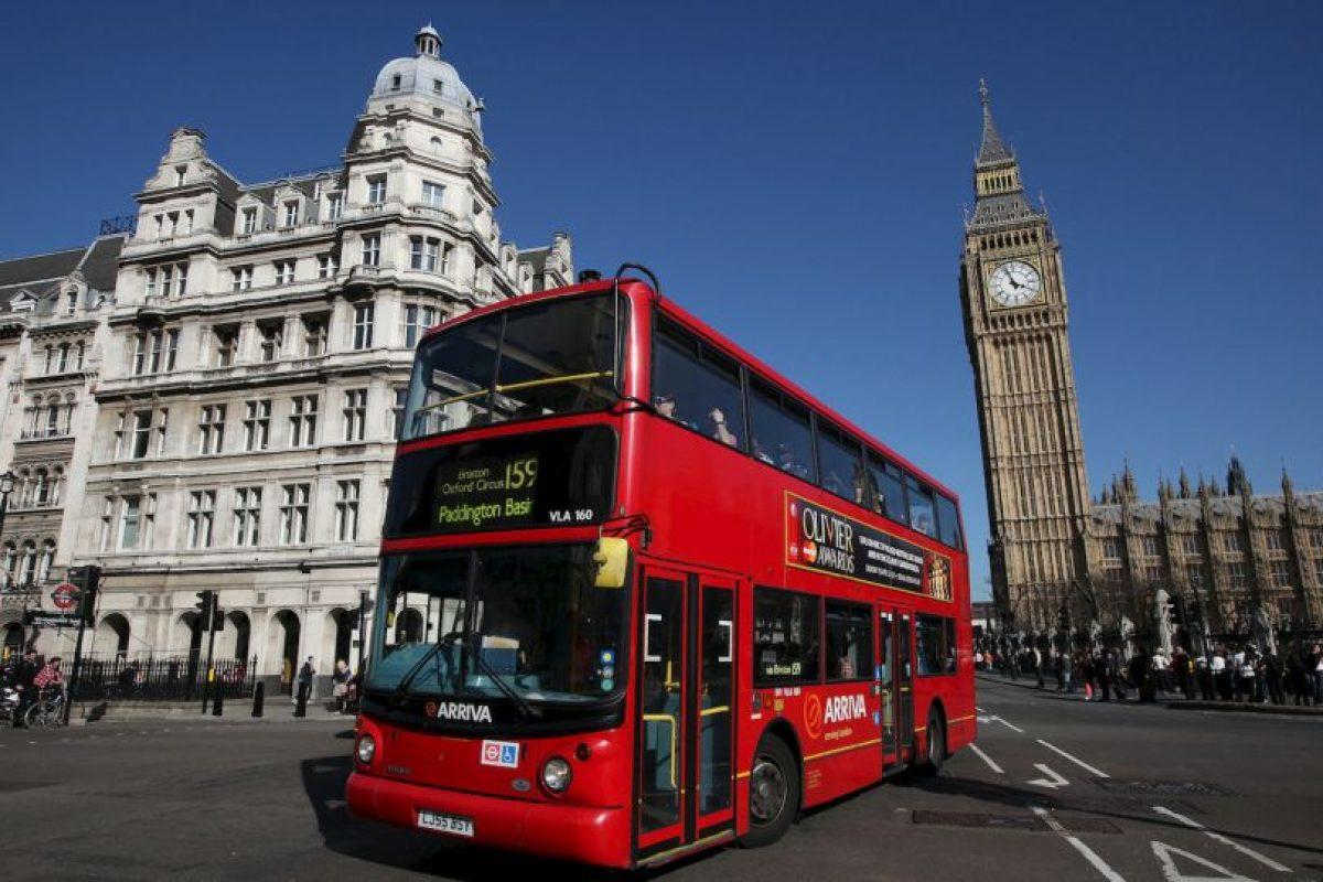9. Reino Unido Foto:Getty Images. Imagen Por: