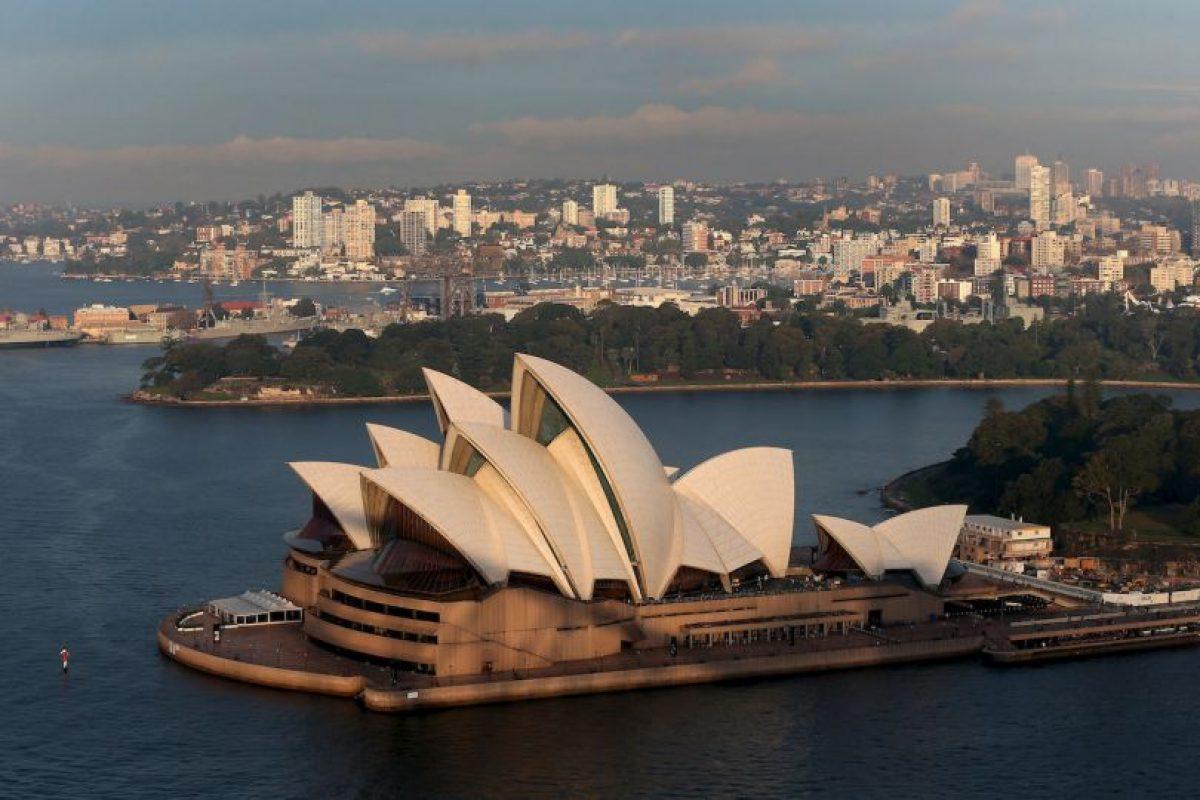 2. Australia Foto:Getty Images. Imagen Por:
