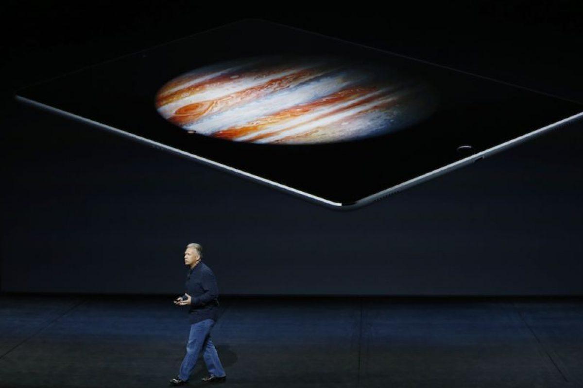 Peso modelo Wi-Fi: 713 gramos (1.57 libras). Foto:Getty Images. Imagen Por: