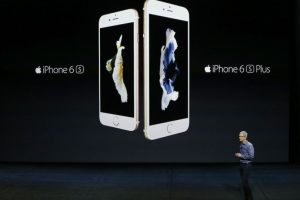 iPhone 6s y iPhone 6s fueron presentados en septiembre. Foto:Getty Images. Imagen Por:
