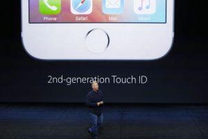El Touch ID es dos veces más rápido. Foto:Getty Images. Imagen Por:
