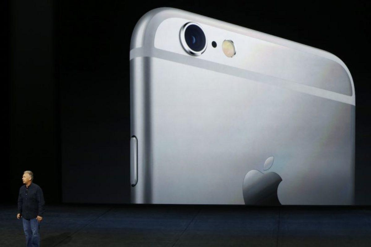 La cámara posterior es de 12 megapíxeles. Foto:Getty Images. Imagen Por: