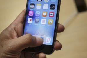Una de sus nuevas características es el 3D Touch, el cual percibe la fuerza que ejerce el usuario sobre la pantalla. Foto:Getty Images. Imagen Por: