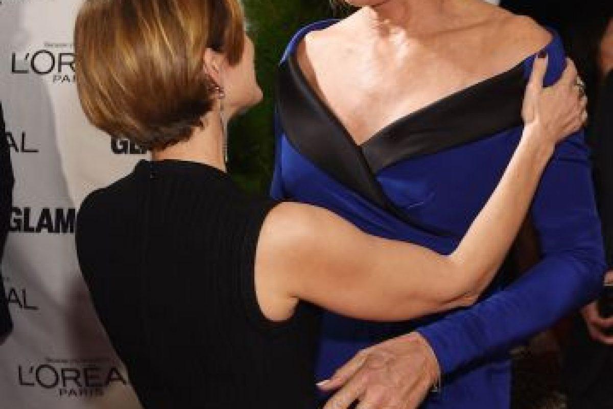 """La revista """"Glamour"""" reconoció su activismo y trabajo a favor de la igualdad de género. Foto:Getty Images. Imagen Por:"""