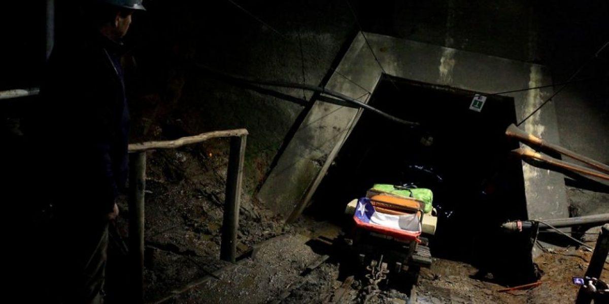 Arauco: ex trabajadores se toman mina por no pago de indeminzación