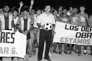 """De acuerdo al periódico """"El Tiempo"""", Escobar mandó construir una serie de """"caletas"""" o pasadizos secretos, de los cuales ordenó asesinar a los electricistas e ingenieros que participaron. Era donde guardaba dinero y armas. La mayoría de ello fue decomisado por el gobierno colombiano en los años posteriores a la muerte. Foto:Wikimedia. Imagen Por:"""