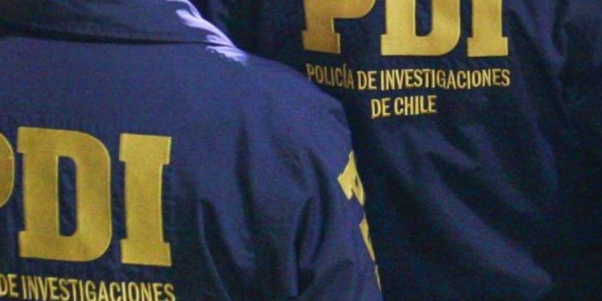 PDI: detienen a funcionario por violaciones reiteradas a prostitutas